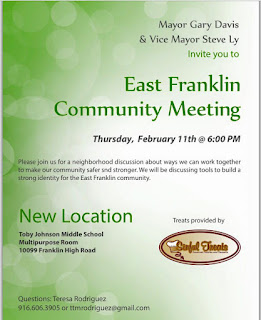 Elk Grove Mayor, Vice Mayor to Address Recent Crime Spike at Community Meeting