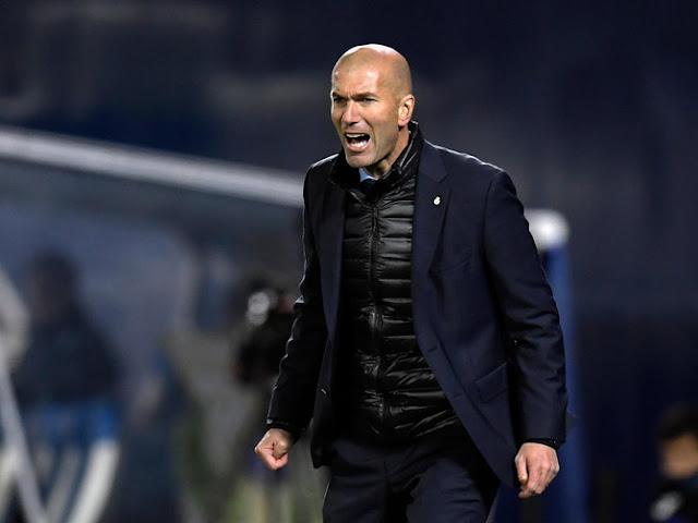 Şampiyonlar Ligini En Çok Kazanan Antrenörler Zinedine Zidane - Kurgu Gücü