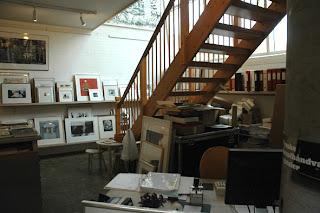 Vistas del taller Fyns Grafiske Vaersted