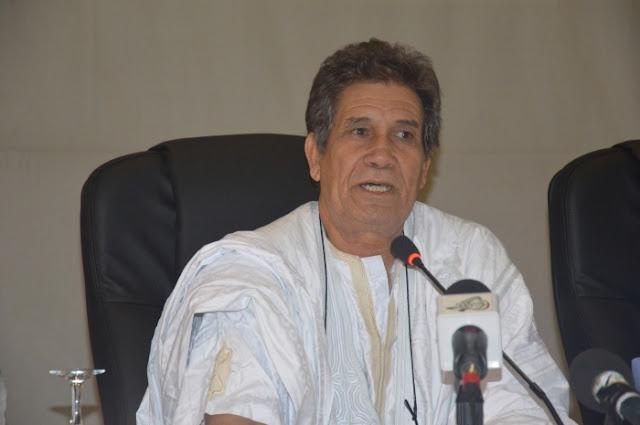 وزير الارض المحتلة : جاهزية جيش التحرير وبناء هياكله هو الضامنة الحقيقة لمواجهة مخططات العدو المغربي
