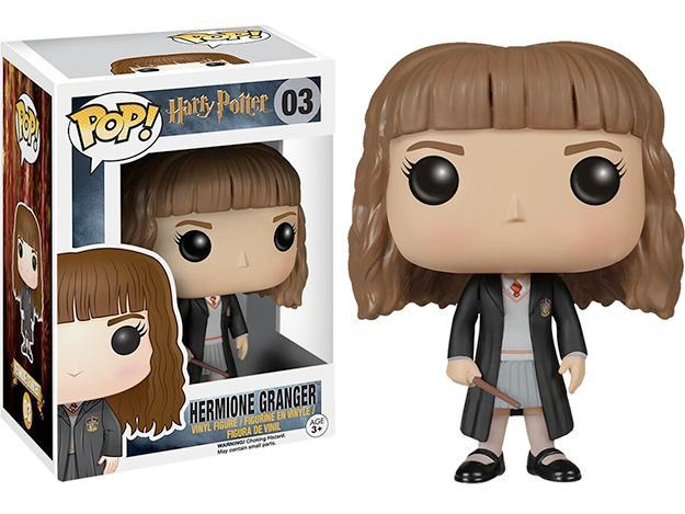 Boneco Funko Pop Harry Potter Hermione