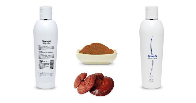 El DXN Ganozhi™ Body Foam enriquecido con extracto de Ganoderma, el DXN Ganozhi™ Body Foam limpia suavemente su piel sin remover los aceites naturales de la piel dejando su piel tan lozana y tersa.