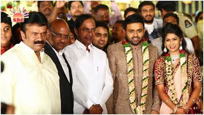 Swathi and Ravi Kumar wedding