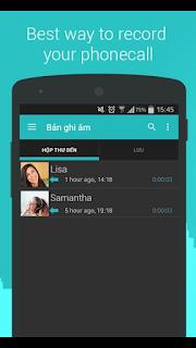 افضل برنامج لتسجيل المكالمات تلقائي  الأندرويد best calling recording  for Android