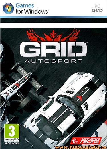GRID Autosport Complete RELOADED Tek Link