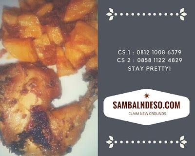 harga Pesan Nasi Box Ayam Bakar Bintaro