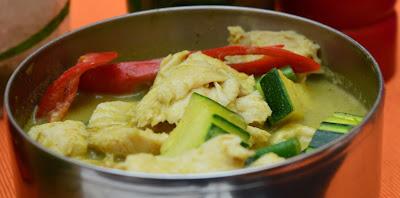 Our Guide to Family Restaurants & Children's Menus at intu Metrocentre - Chicken Thai Curry - Thaikhun