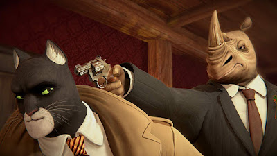 Blacksad Under The Skin Game Screenshot 9