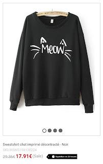 https://fr.shein.com/MEOW-Cat-Print-Loose-Black-Sweatshirt-p-235337-cat-1773.html?utm_source=unblogdefille.blogspot.fr&utm_medium=blogger&url_from=unblogdefille
