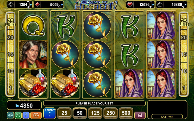 Joaca acum Secrets of Alchemy Online