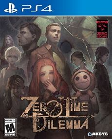 Zero Escape Zero Time Dilemma PS4 [PKG] Oyun İndir [Multi]