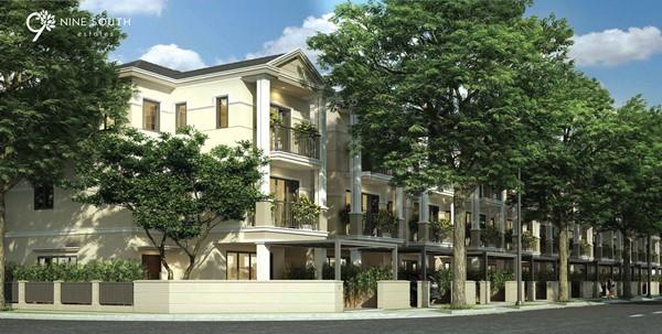 Dự án Nine South dự án vàng của thị trường bất động sản TPHCM