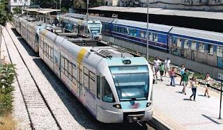 Πρωτομαγιά Χωρίς τρένο και προαστιακό