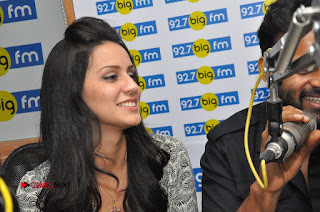 Thikka Team at Big FM ~ Bollywood and South Indian Cinema Actress Exclusive Picture Galleries