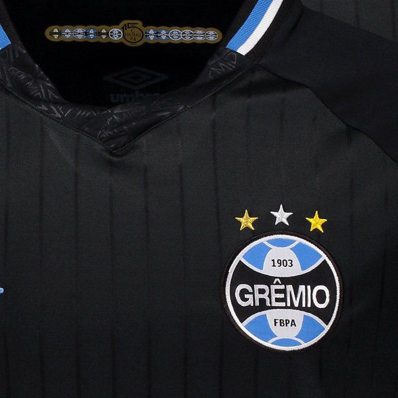 bbda5f2506 Umbro lança a nova terceira camisa do Grêmio - Show de Camisas