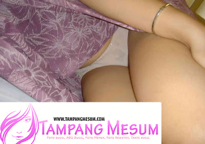 Foto Bugil Tante Sedang Tidur Usai Ngentot