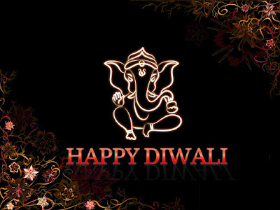 Wallpaper Of Greeting Cards For Happy Diwali
