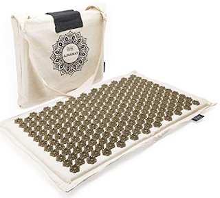 acupressure massage mat for stress headache