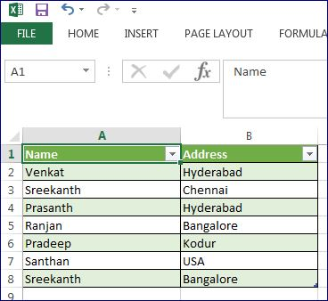 SharePoint: Read excel data from document library saving as