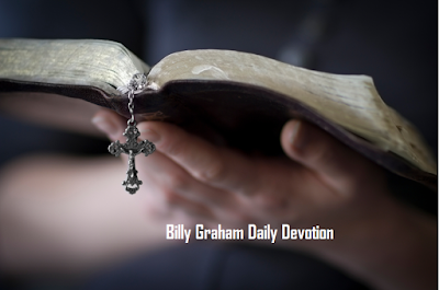 Being Rich By Billy Graham