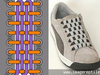 Cara Mengikat Tali Sepatu yang Unik dan Keren - Blog Mas Hendra