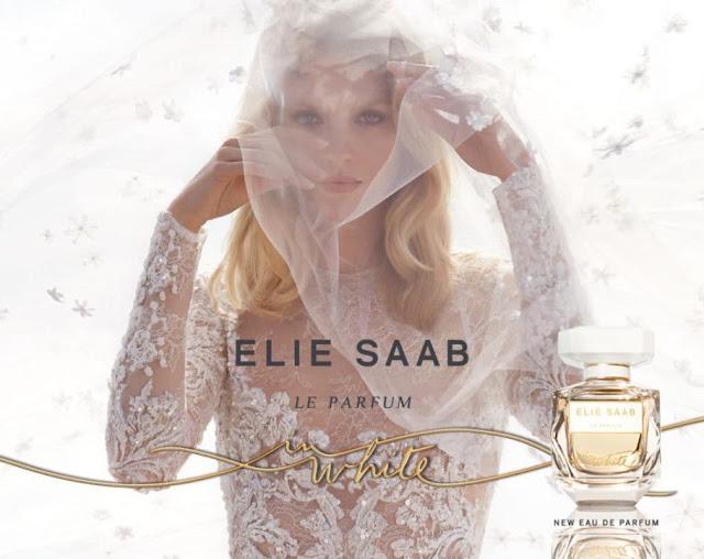 Reklama perfum Elie Saab Le Parfum In White