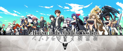 Horizon in the Middle of Nowhere S1 | Kyoukaisenjou no Horizon S1 | 480p | BDRip | Dual Audio