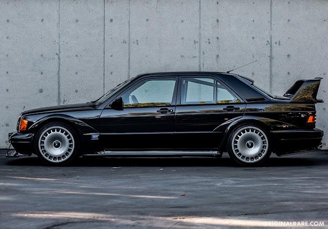 1990 Mercedes 190E 2.5-16 Evolution II | BENZTUNING