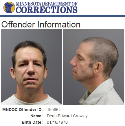 Minnesota sex offender counterfeit arrested