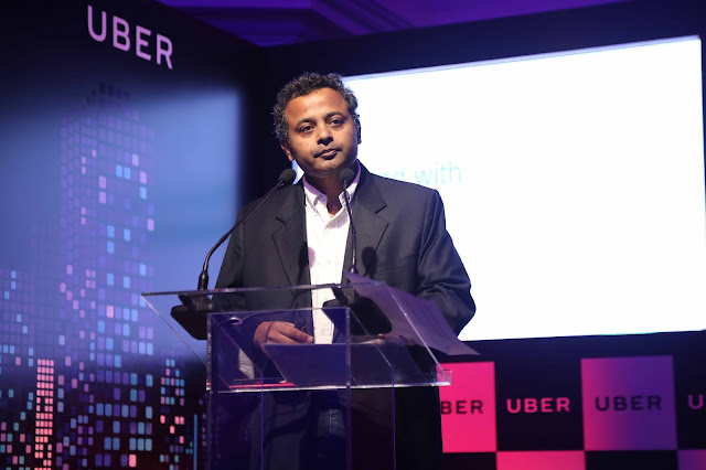 Pradeep Parmeswaran, Head of Central Operations, Uber