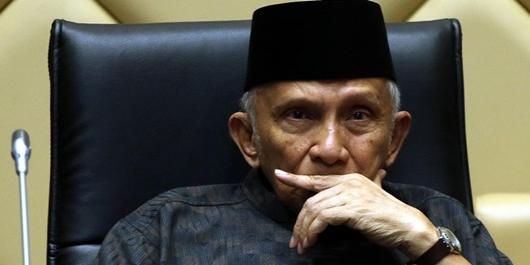 Manajemen Bantah Amien Rais Soal Genderuwo dan Jin di Hotel Borobudur