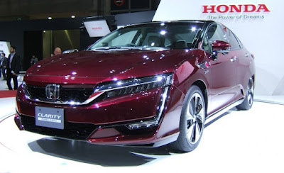 Introducing The Honda Clarity Electric 2017 Review, Specs, Price