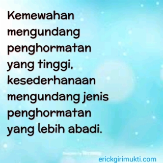 kata kata bijak hidup sederhana