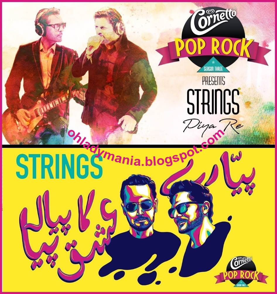 Oh, Lady Mania!: Strings Releases Romantic Track From Album \'30\'