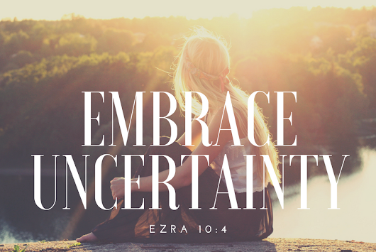 Embracing the Changes in Your Life