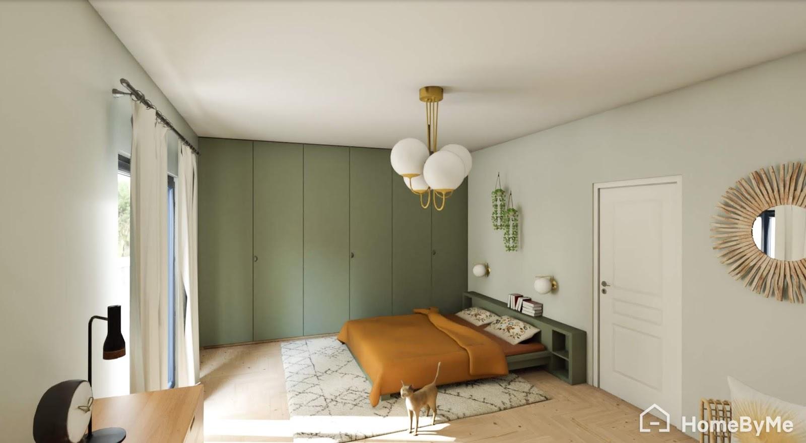 ilaria fatone_home by me_3D chambre à coucher