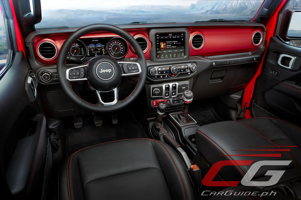 Jeep Philippines Launches Ultimate Wrangler Jl The 2019 Wrangler Rubicon W Specs Carguide Ph Philippine Car News Car Reviews Car Prices