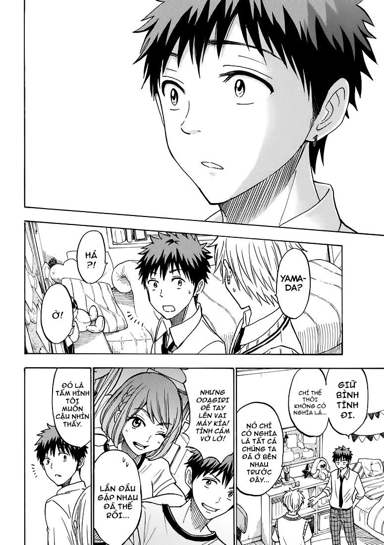 Yamada-kun to 7-nin no majo chap 209 Trang 16 - Mangak.info