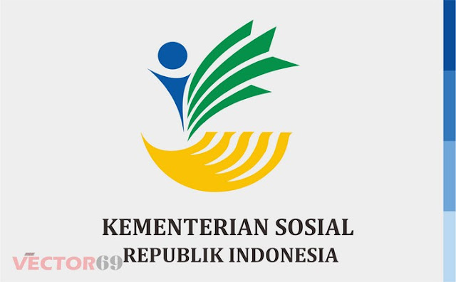Logo Kementerian Sosial (Kemensos) Indonesia - Download Vector File EPS (Encapsulated PostScript)