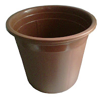 nursery plastic pots for plants