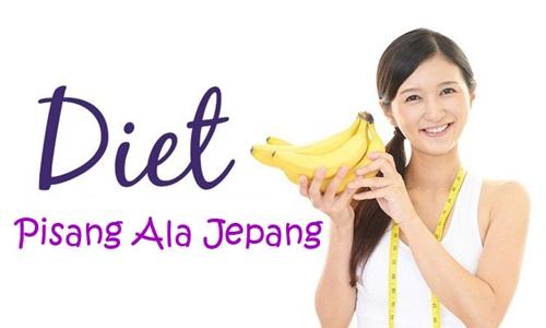 diet dengan pisang