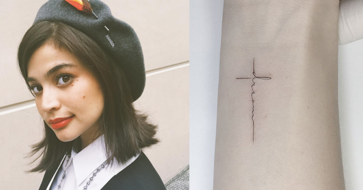 Anne Got A New Tattoo And Youll Love The Meaning Of It Kikay