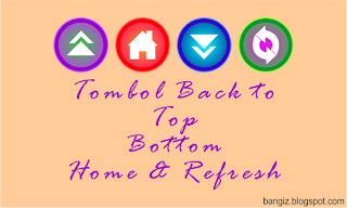 tombol back to top dan bottom