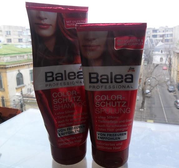 Hair Stuff Balea Pentru Păr Vopsit șampon și Balsam