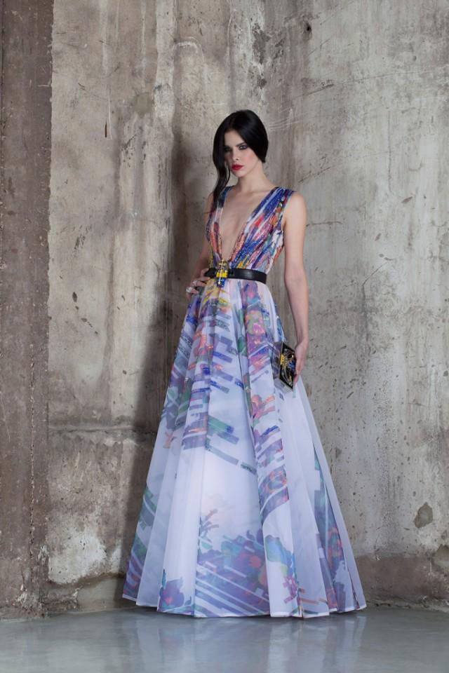 vestidos de moda primavera verano 2016