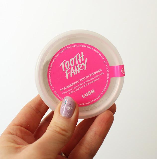 Tooth Fairy, Lush, Oxford Street