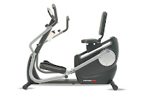 "Inspire Fitness Cardio Strider 2.5 CS2.5, with 12-15"" stride length, linear path pedals, flippable handlebars to work different muscles, Silent Poly V Belt system"