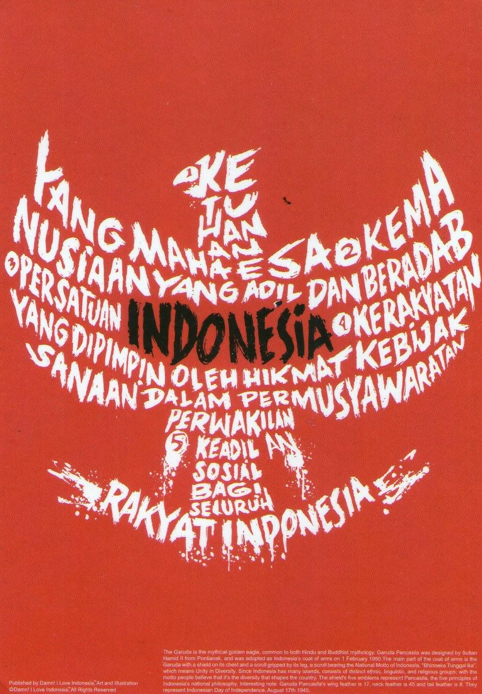 My WorLd :): [POSTCARD] DAMN! I LOVE INDONESIA