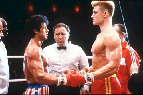 Consultoria do Rock: I Wanna Go Back: Rocky IV - Trilha Sonora [1985]