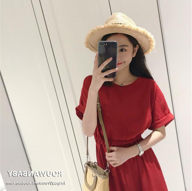 Cua hang ban vay maxi di bien tai Quan Thanh